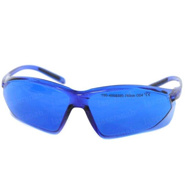 очки для лазера